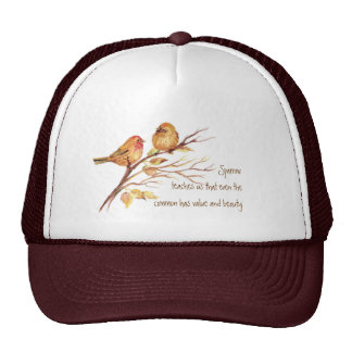 Animal Totem, Spiritual, Inspiration Encouragement Trucker Hat