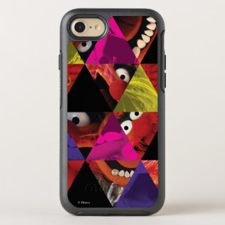 Animal Triangle Pattern OtterBox Symmetry iPhone 7 Case