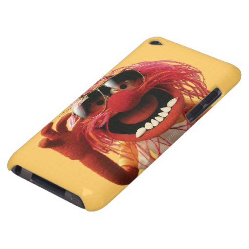 Animal wearing sunglasses iPod touch Case-Mate case