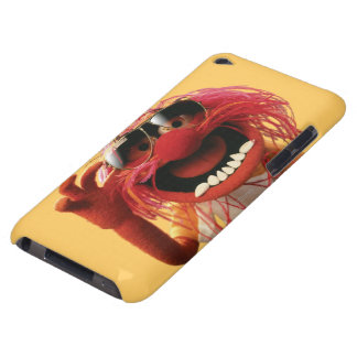 Animal wearing sunglasses iPod touch case