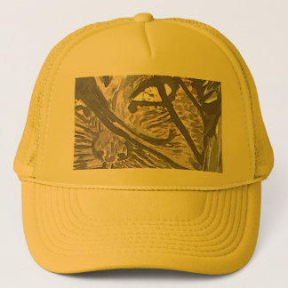Animal-Woman Trucker Hat