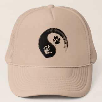Animal Yin Yang Trucker Hat
