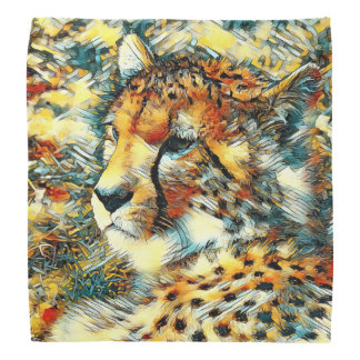 AnimalArt_Cheetah_20170603_by_JAMColors Bandana