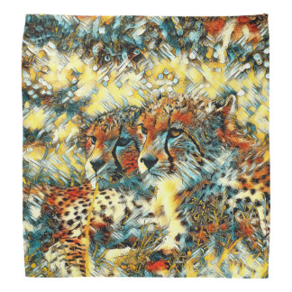 AnimalArt_Cheetah_20171004_by_JAMColors Bandana