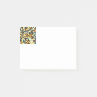 AnimalArt_Leopard_20170606_by_JAMColors Post-it Notes