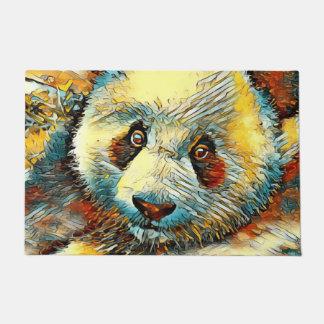 AnimalArt_Panda_20170601_by_JAMColors Doormat