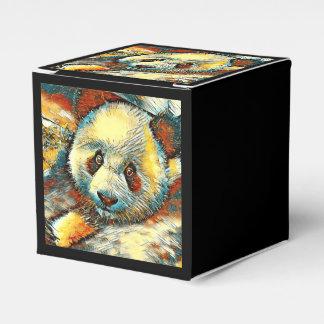 AnimalArt_Panda_20170601_by_JAMColors Favor Box