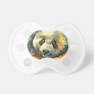 AnimalArt_Panda_20170601_by_JAMColors Pacifier
