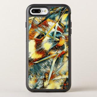 AnimalArt_RedPanda_20170706_by_JAMColors OtterBox Symmetry iPhone 8 Plus/7 Plus Case