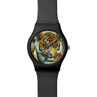 AnimalArt_Tiger_20170611_by_JAMColors Watch