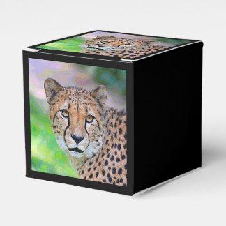 AnimalPaint_Cheetah_20171201_by_JAMColors Favor Box