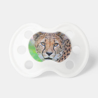 AnimalPaint_Cheetah_20171201_by_JAMColors Pacifier