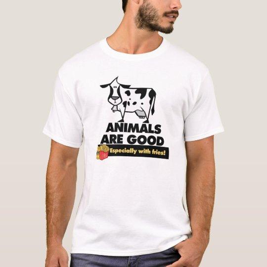 Animals Are Good T-Shirt