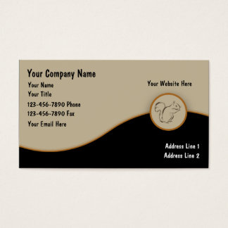 Animals Business Cards