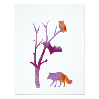 Animals Card