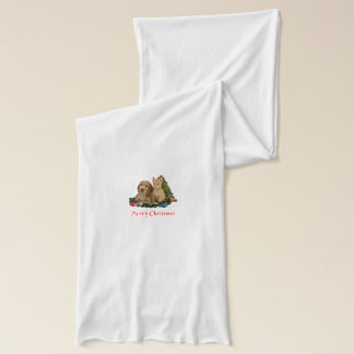 Animals Christmas gifts Scarf