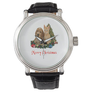Animals Christmas gifts Watch