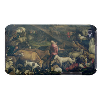 Animals Entering the Ark (oil on canvas) Barely There iPod Cases