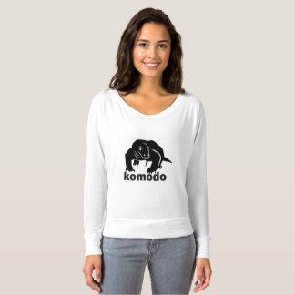 animals komodo shirt