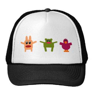 Animals Trucker Hat
