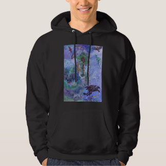 Animals Wolf Unicorn Wing Fairy Dragon Seahorse Hoodie
