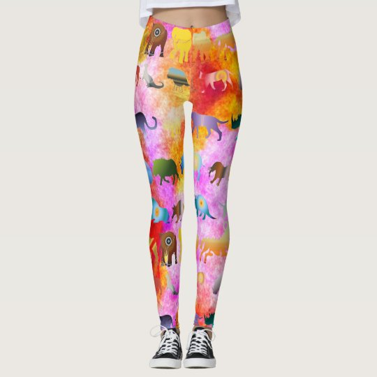 Animals Women's Leggings