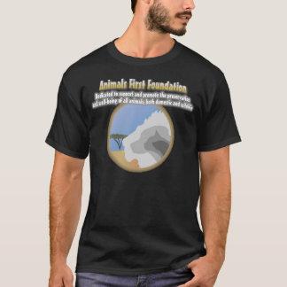 AnimalsFirstFoundation.org T-shirt