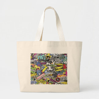 Animated Collage Bag