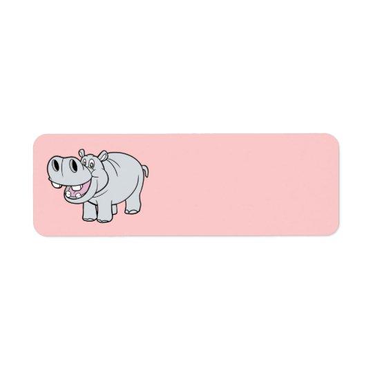 Animated Hippo