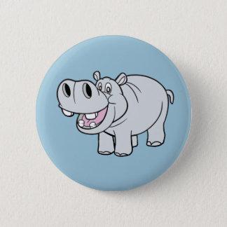 Animated Hippo Button