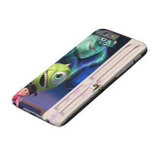 Animated Monsters in the Doorway Barely There iPhone 6 Case