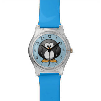 Animated Penguin Watch
