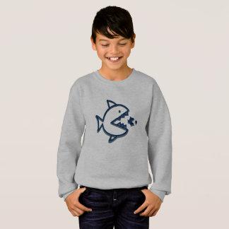 Animated Shark Sweatshirt