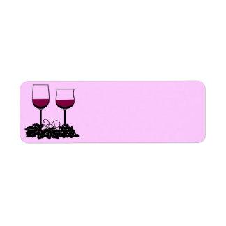 Animated Wine Glasses