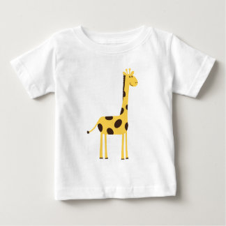 Animation cartoon giraffe illustration tshirts