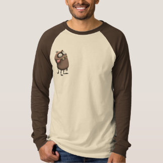 AnimationMentor.com SPIKE standing - Men's Raglan T-Shirt