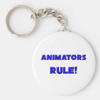 Animators Rule! Keychain