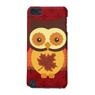 Animaux d'automne coque iPod touch 5G