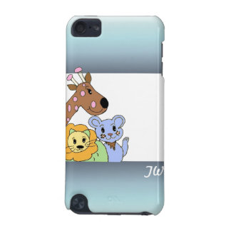 Animaux de zoo coque iPod touch 5G