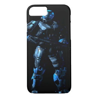 Anime Alien Space Soldier iPhone 7 Case