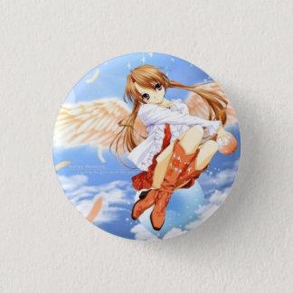 Anime Angel 1 Inch Round Button