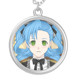 Anime avatar necklace