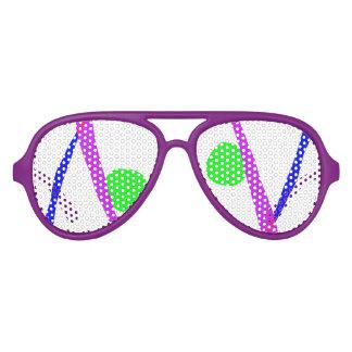 Anime Aviator Sunglasses