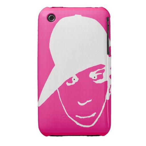 Anime B-Boy Blackberry Curve Case-Mate Case iPhone 3 Case