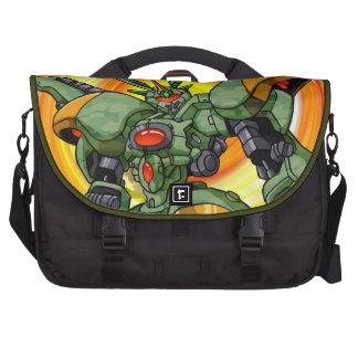 Anime Camo Robot Commuter Bags