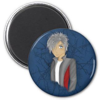 Anime Character - Flynn Magnet