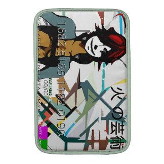 Anime' Credit Card Clownface Mac sleeve Sleeve For MacBook Air