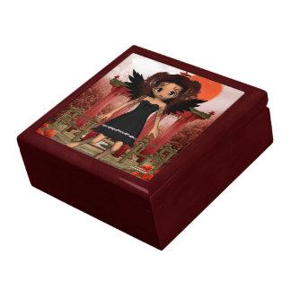 Anime Dark Angel Carmen Jewelry Boxes