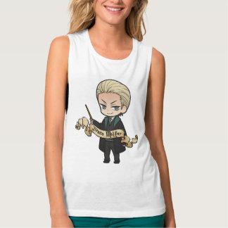 Anime Draco Malfoy Tank Top