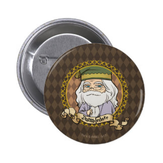 Anime Dumbledore 2 Inch Round Button